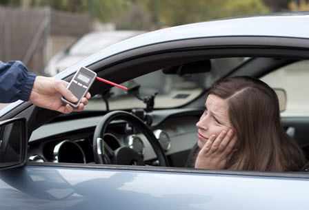drinking and driving laws in Canada breathalyzer