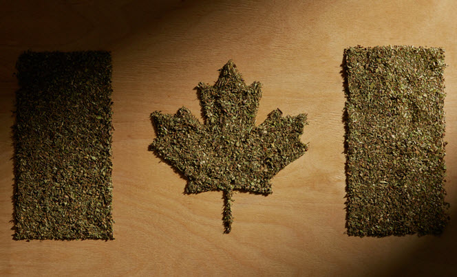 pot legalization in Canada and pardons Canada