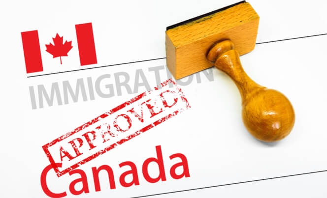 approved Canada application form